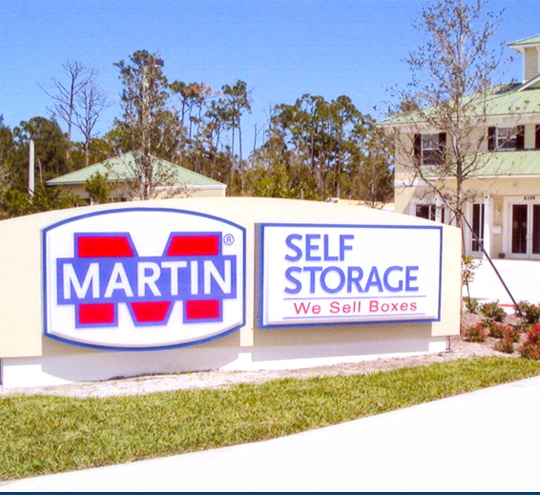 Martin Self Storage Wilmington NC