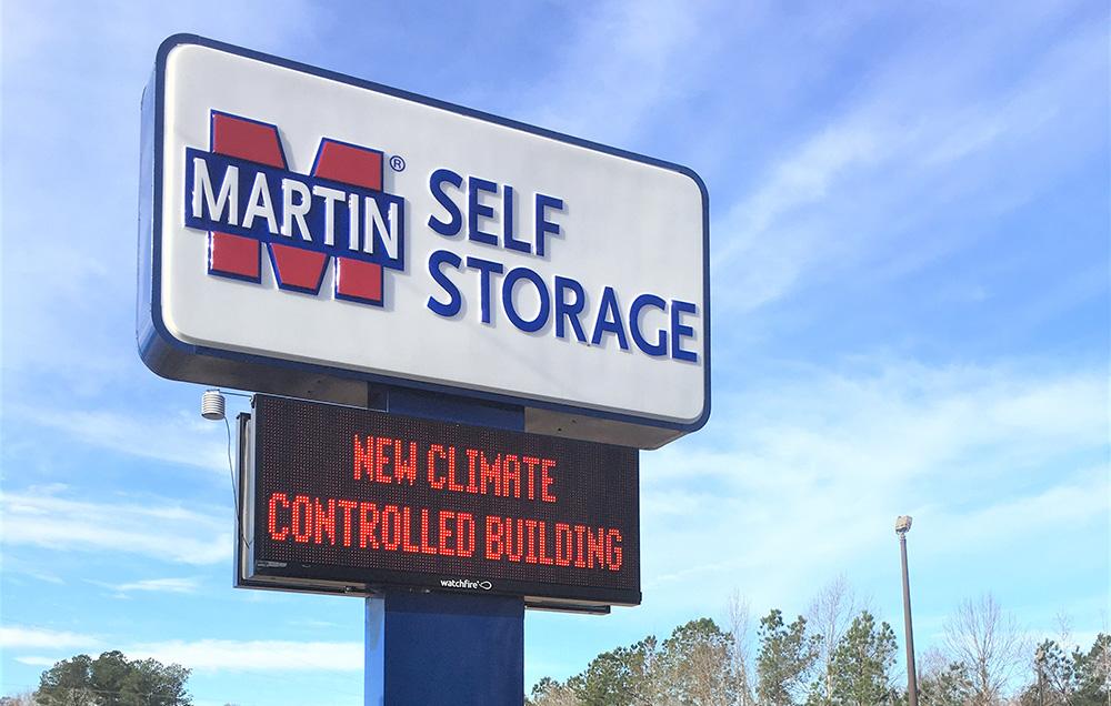 Martin Self Storage